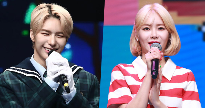 VICTON Kang Seung Sik Duets With AOA Yuna In New OST Of MBC Drama 'Oh! Master'