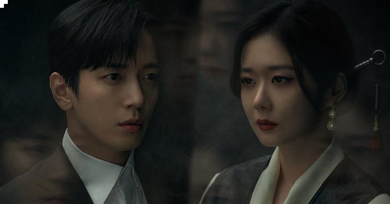 Jang Nara, Jung Yong Hwa  Exude Mystery Aura In New Posters Of KBS Drama 'Sell Your Haunted House'
