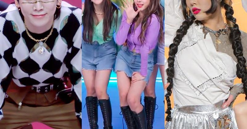 25 Most-Viewed K-Pop Vertical Relay Dance Videos In 2021 To Date