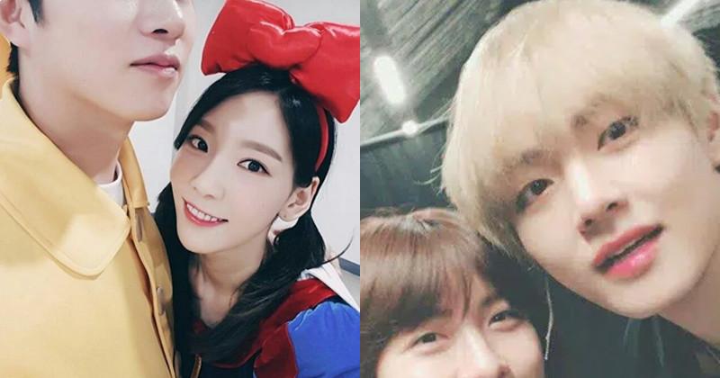 7 Of The Best Opposite-Gender Friendships In The Korean Entertainment Industry