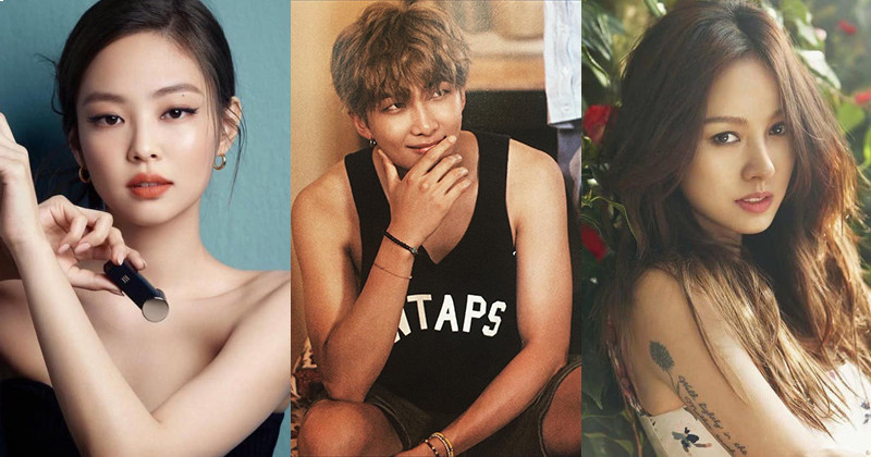 17 K-Pop Celebs Who Defies Korean Beauty Standards With Their Tanned Skin