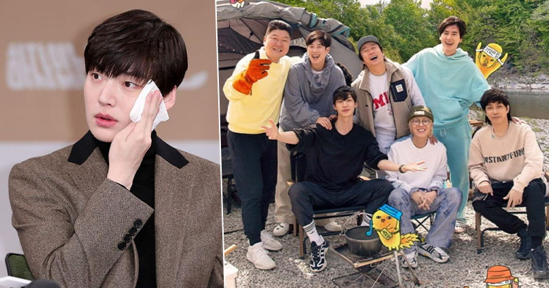 Ahn Jae Hyun Appears On New Poster For TVing 'Spring Camp' Featuring Members Of 'New Journey to the West'