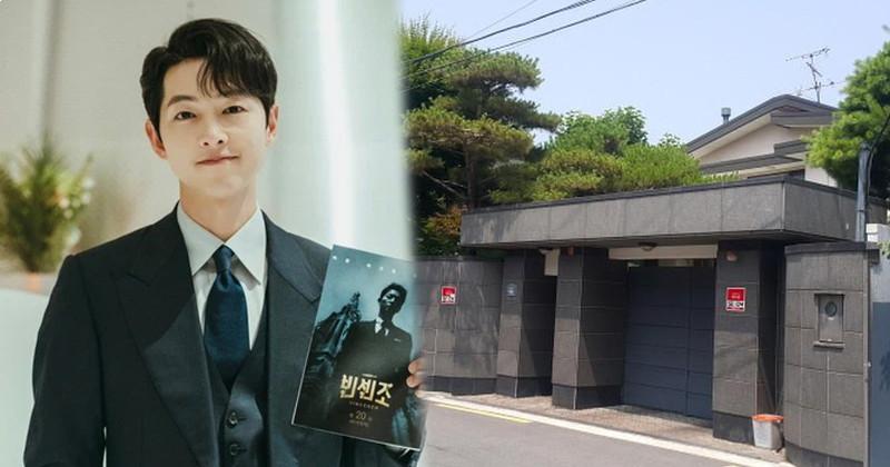 Song Joong Ki And His $8.7 Million Home Makes TMI News' 'Top 1% RE' List Despite Dispute With Neighbors
