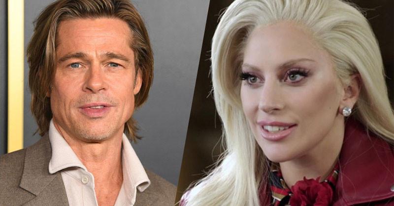 Lady Gaga To Play Action Movie With Brad Pitt