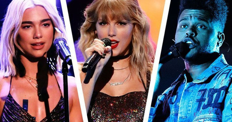 2021 Grammy Nominations: Taylor Swift, BTS And The Weeknd