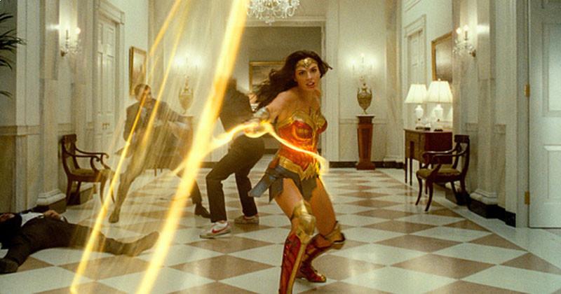 Wonder Woman finally hits theaters