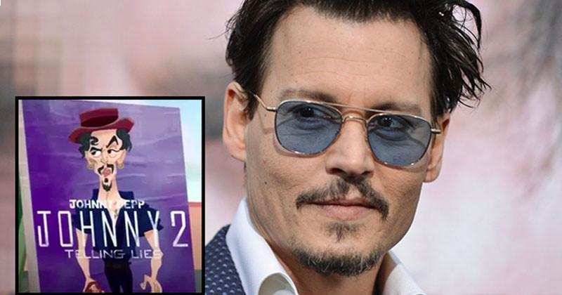 Warner Bros. To Receive Criticism For Mocking Johnny Depp