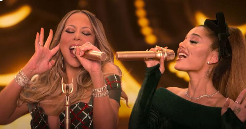 Christmas Eve With Mariah Carey, Miley Cyrus, Sam Smith