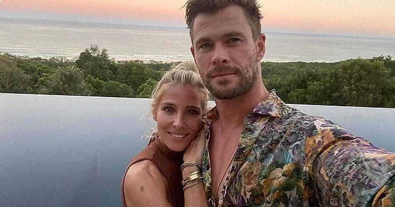 Chris Hemsworth Celebrates 10 Years Of Marriage