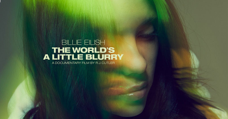 An Unknown Billie Eilish In 'The World's A Little Blurry'