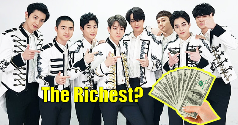 Top 9 Richest K-Pop Boy and Girl Groups Currently