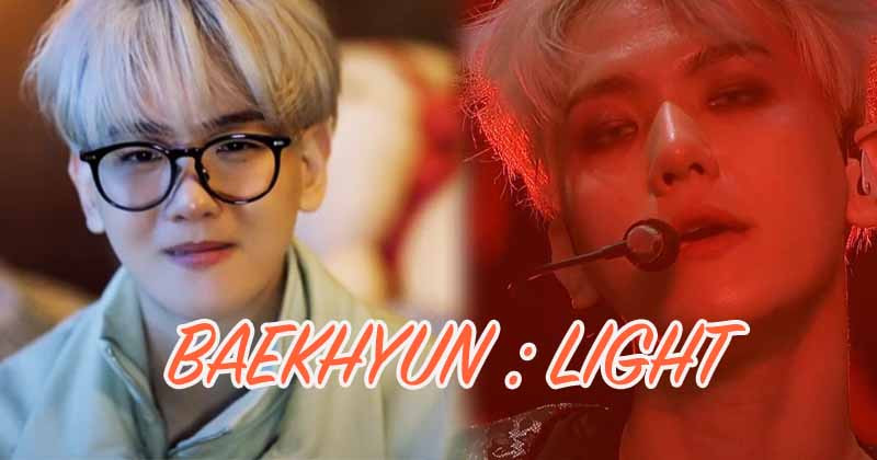 'BAEKHYUN: LIGHT' To Make A 'Boom' With New Spoiled Hints Of 2021 EXO's Comeback