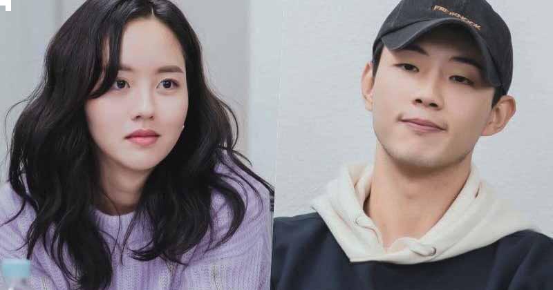 Kim So Hyun, Ji Soo, And More Build Teamwork At Script Read-Through For Upcoming Historical Drama