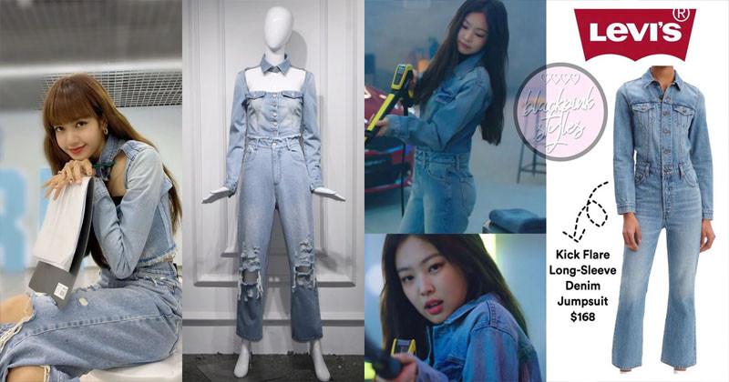 Denim On Denim Style Inspired By K-Pop Idols