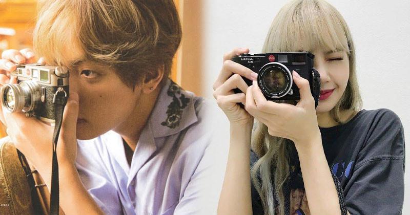 4 Popular Idols Who Have Amazing Photography Skills