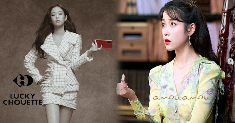 Domestic Korean Brands Repped By K-pop Idols