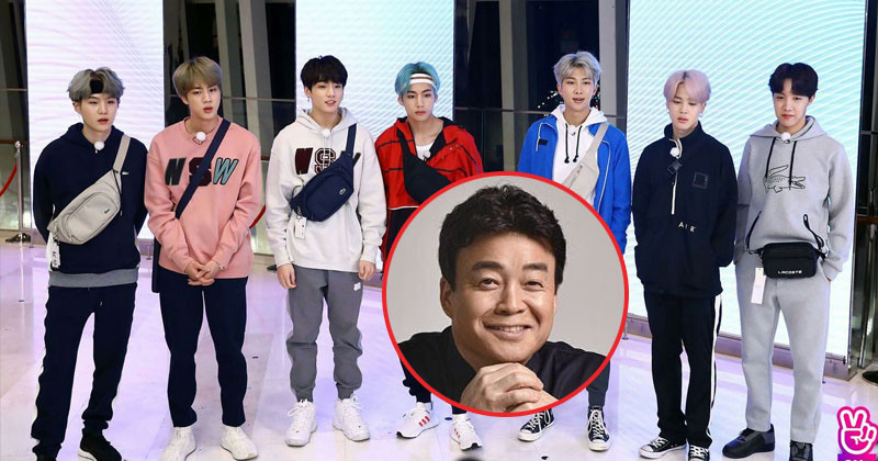 "BTS To Collaborate With Chef Baek Jong Won On Next Episode Of ""Run BTS!"""