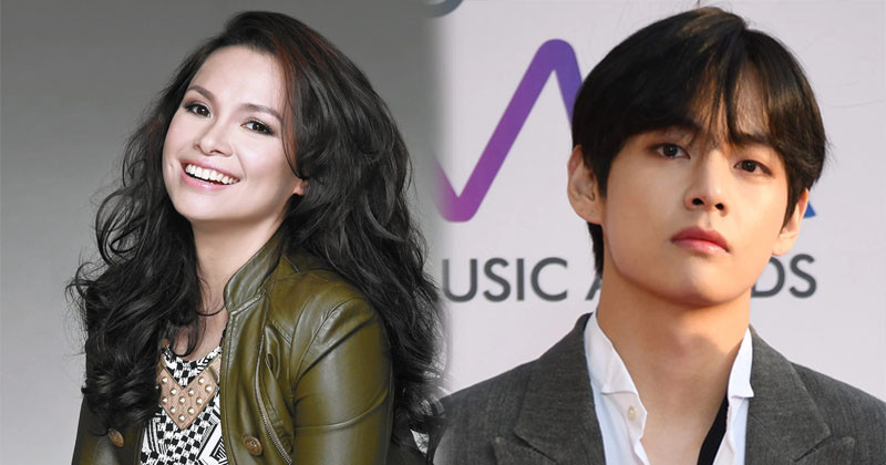 Musical Actress Lea Salonga Praises BTS V in Latest Tweet