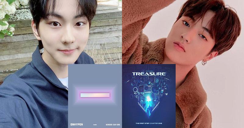 14 Best-Selling K-Pop Debut Albums Of 2020