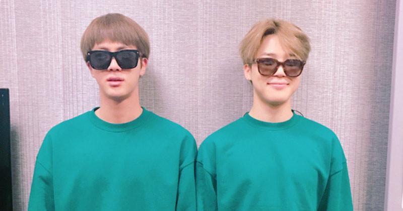 BTS's Jin Wanted To Cut Ties But Jimin Said No