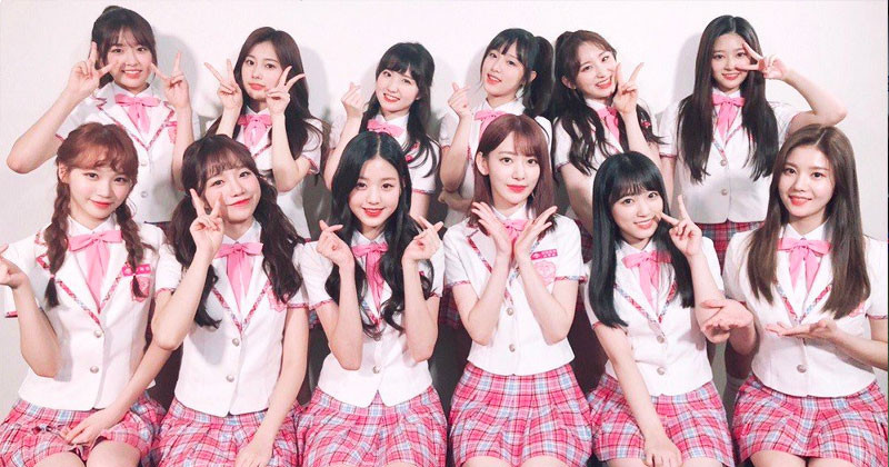 People Demand IZ*ONE Not to Attend the 2020 MAMA After Manipulating Issues
