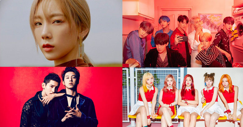 Music Critic Chooses The Best K-Pop Albums Of The 2010s
