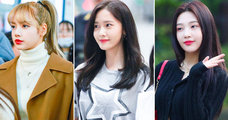 Top Female Idols Look Ridiculously Stunning In Real Life By K-netizens
