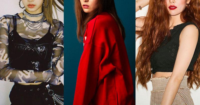 "Top 10 Female K-Pop Idols Who Should Play ""Bad Girl"" Characters in K-Drama"