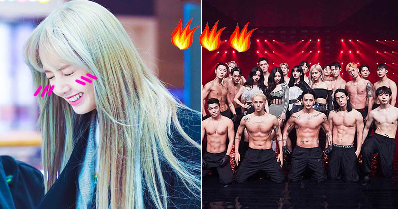 """Fans Are Crazy Over These Hot Backup Dancers In BLACKPINK's """"THE SHOW"""""""