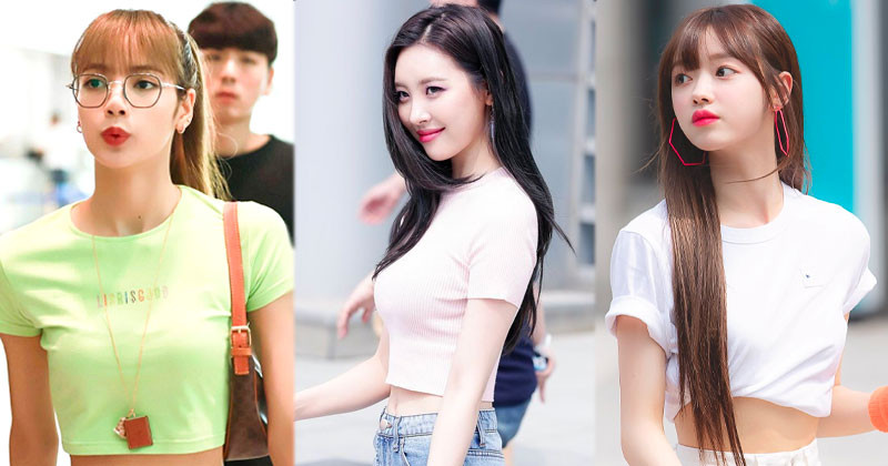 Dispatch Selects Top 8 Female Idols with Best Body Proportions
