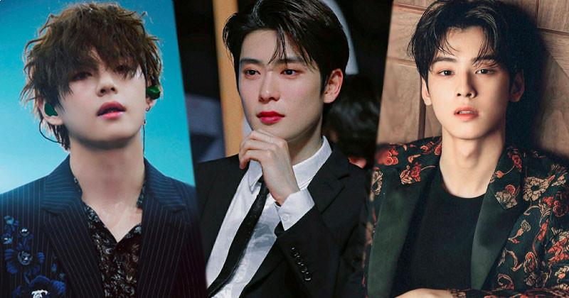 Top 8 Best Male Idol Visual Centers In K-Pop Chosen by Dispatch