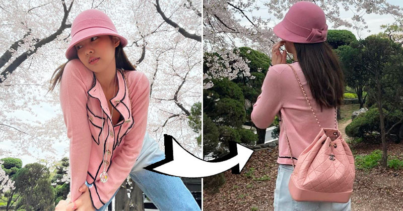 How Much Are These Stunning Pink Outfits of BLACKPINK Jennie On Instagram?
