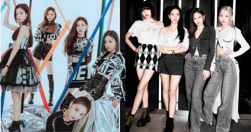 These are the Female K-Pop Artists That Gained the Most Twitter Followers in April 2021