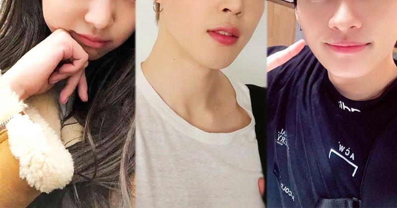 Top 20 Idols Who Are Selfie Masters In The K-pop Industry