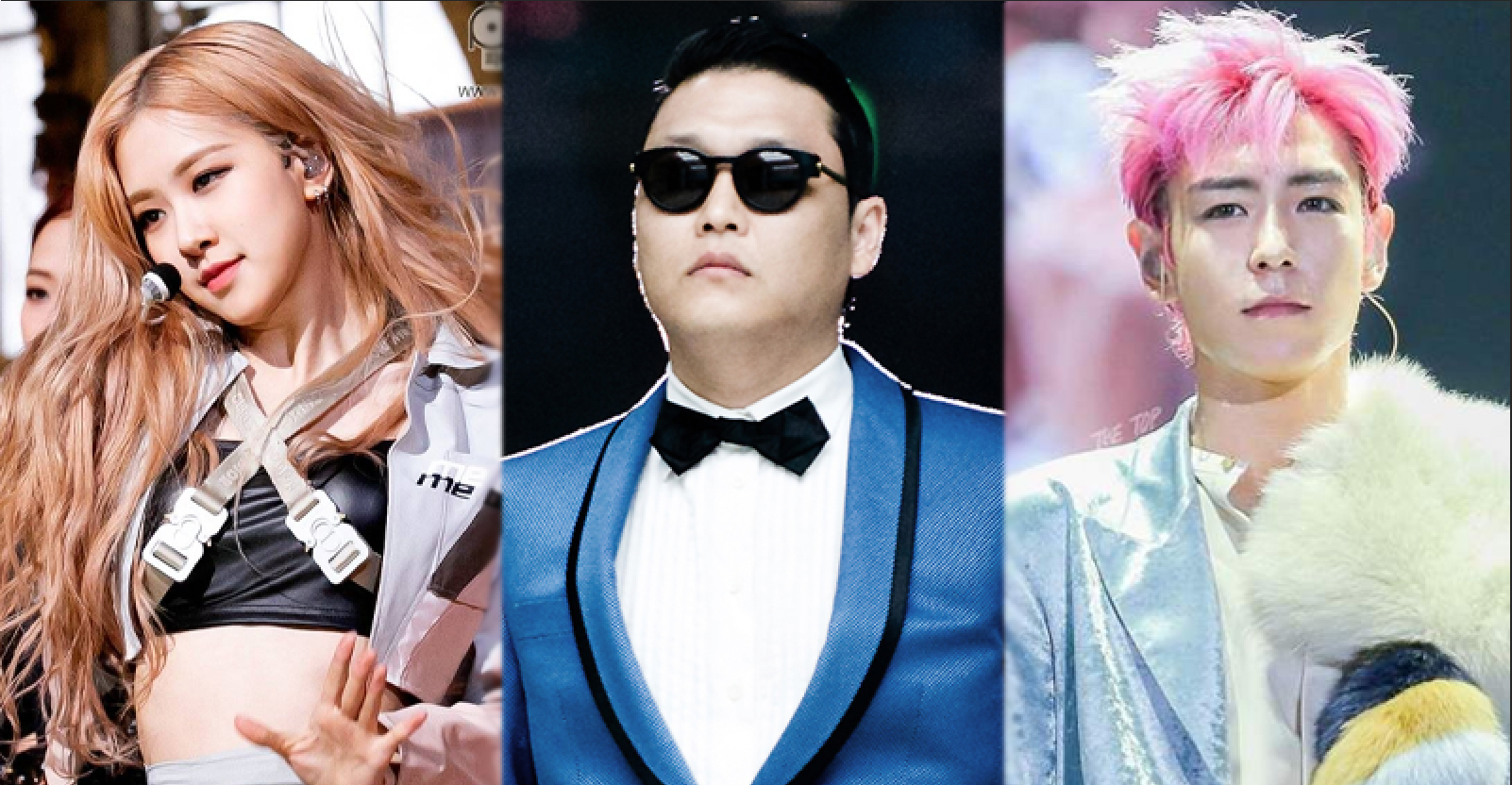 K-Pop Artists Who Transcended Barriers in U.S. Billboard Through The Years