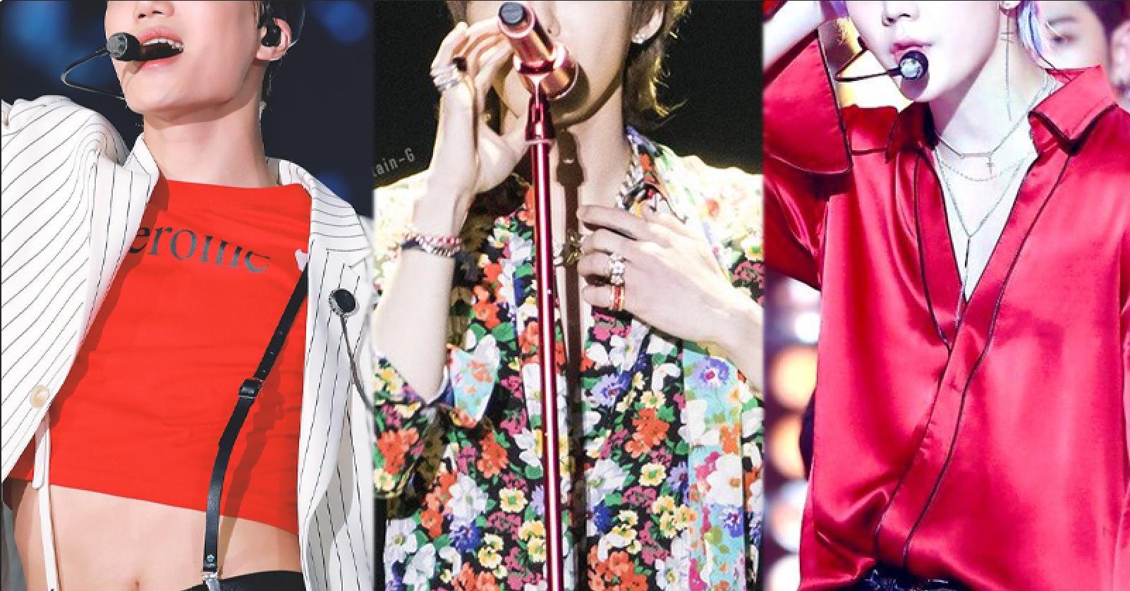 Top 9 K-pop Idols Who Shuts Gender Stereotypes With Genderless Image