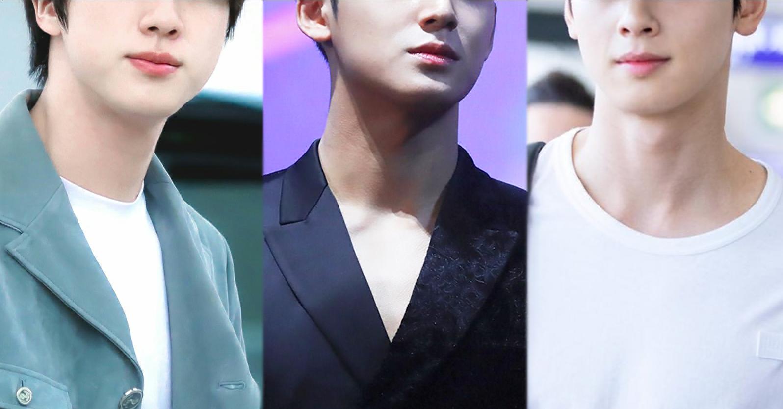Top 10 Most Handsome K-pop Idols 2021