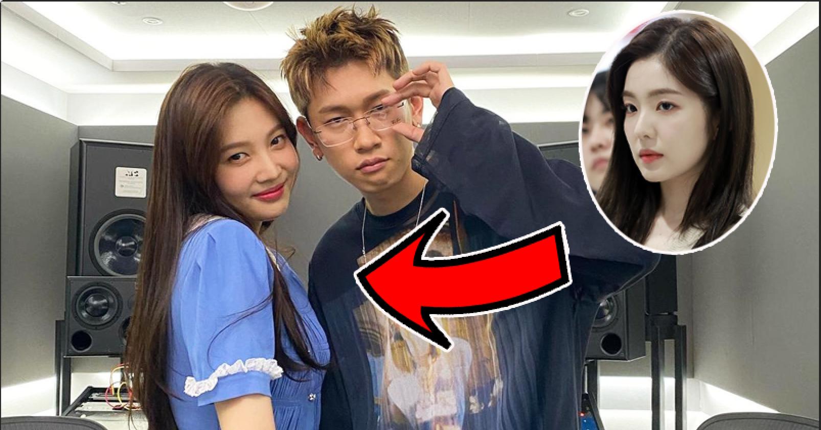 Story of Crush's Ideal Type: From Red Velvet Irene to Joy