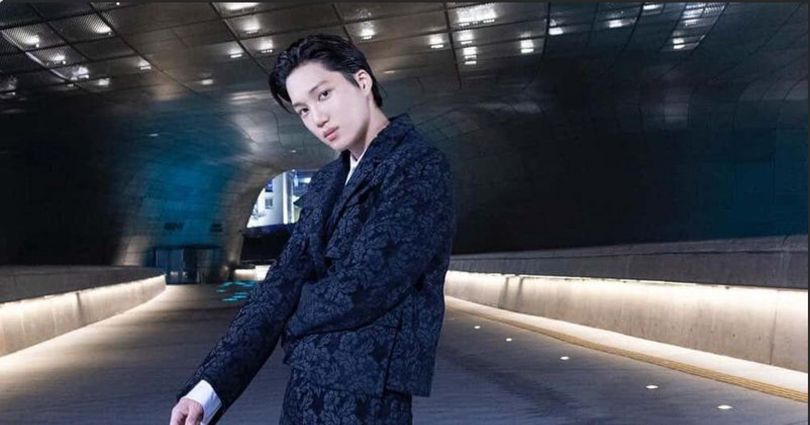 EXO Kai To Be Representative of Seoul Fashion Week as Global Ambassador
