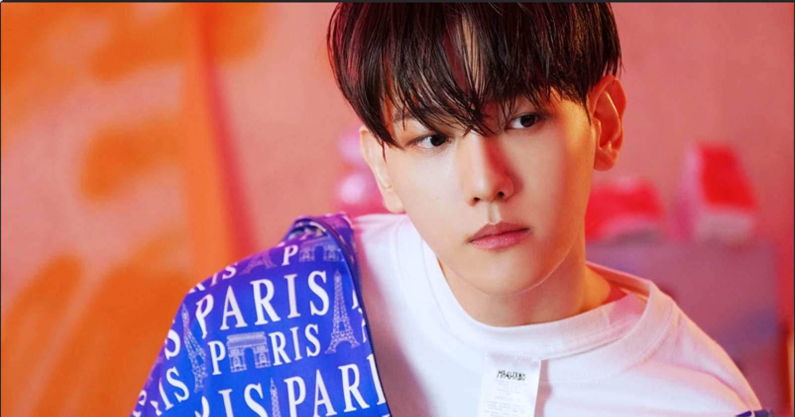 EXO Baekhyun Goes on Twitter Spree Again Because of His Emotional Sharings