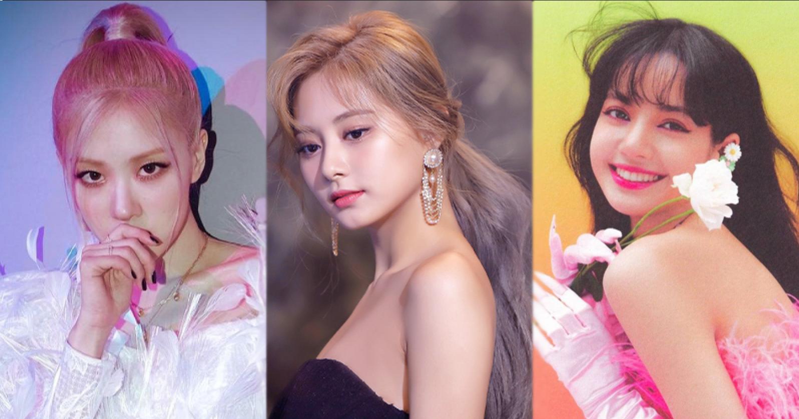 TOP 30 Most-Streamed Female K-Pop Songs For 2021 So Far