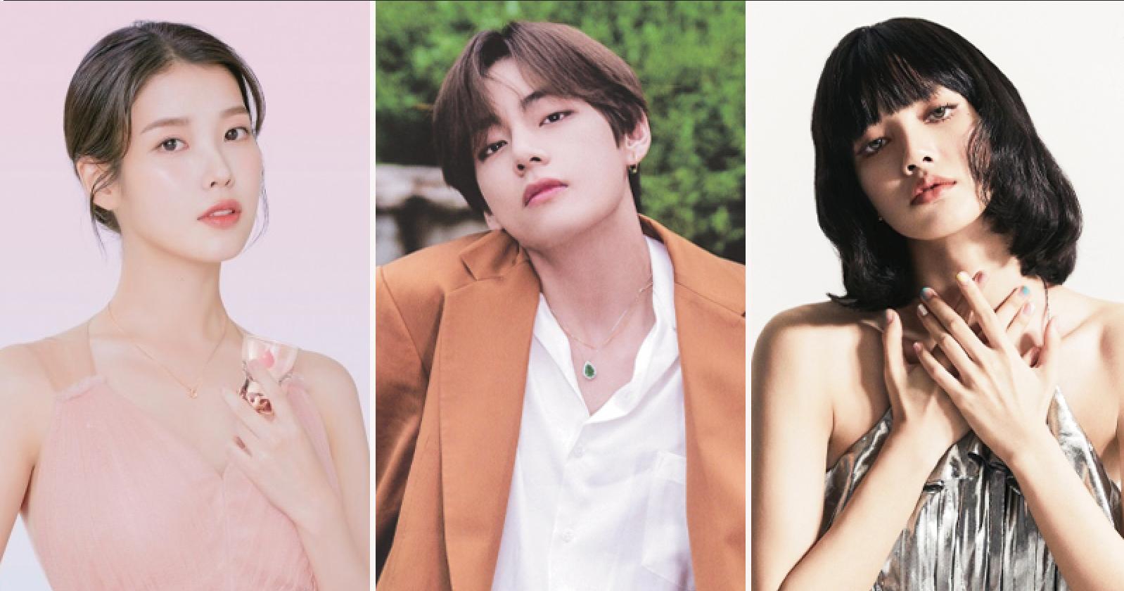 Top Korean Stars Entering The Brand Reputation Rankings