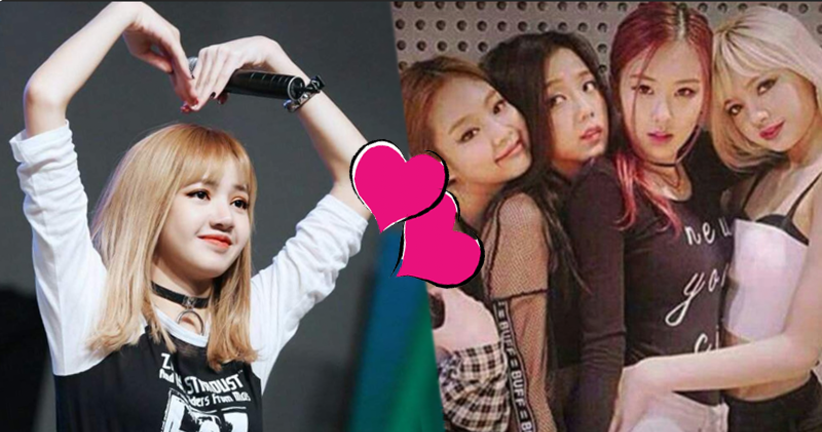 What Was It Like When BLACKPINK Lisa Met Her Members For the First Time?
