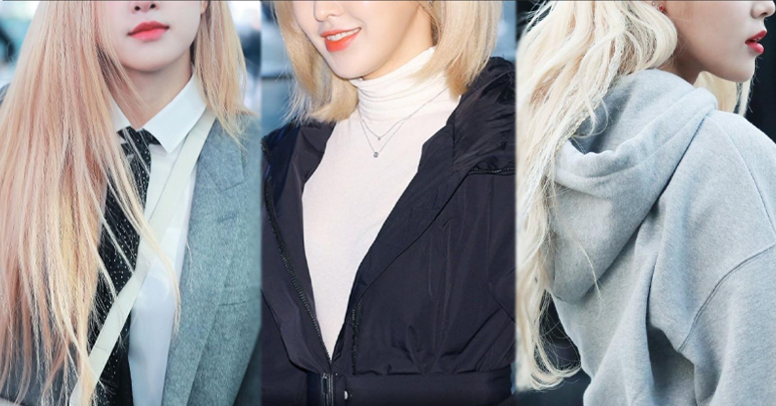 9 Female K-Pop Idols Who Were Born to Be Hottest Blondies