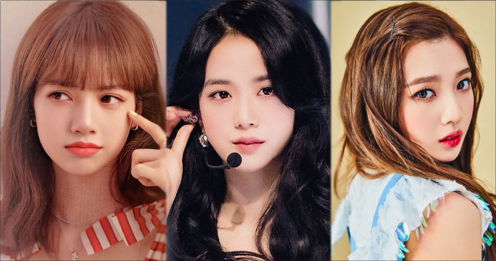 Take a Look at The Poll To Choose Which Female Idol Is A Human Energy Drink