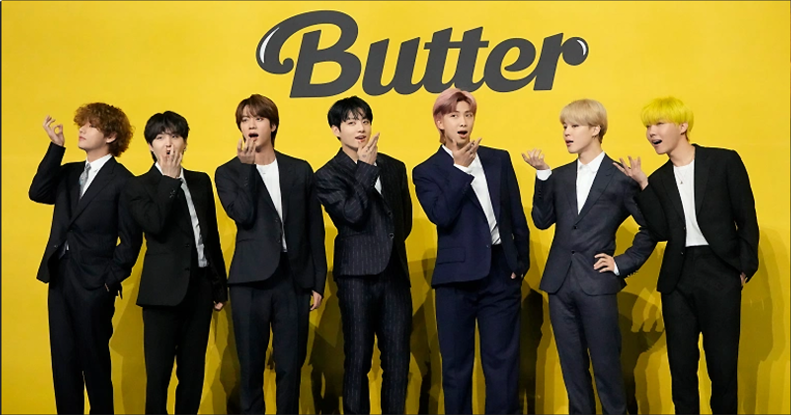 BTS 'Butter' Achieves Certified Double Platinum in the US