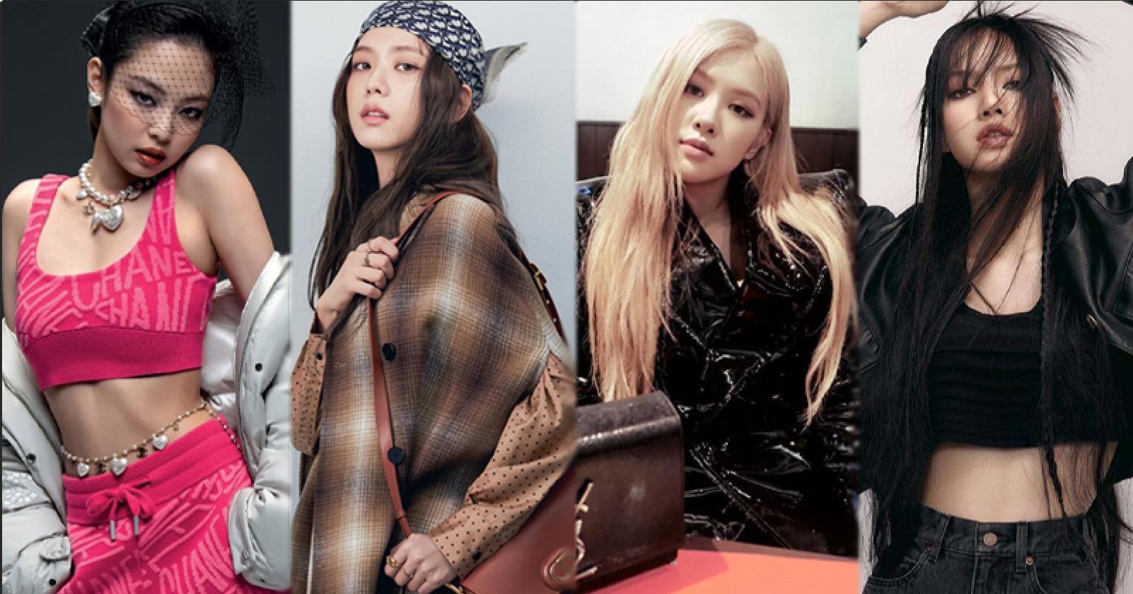 BLACKPINK Members to Attend Paris Fashion Week as Luxury Brands' Global Ambassadors