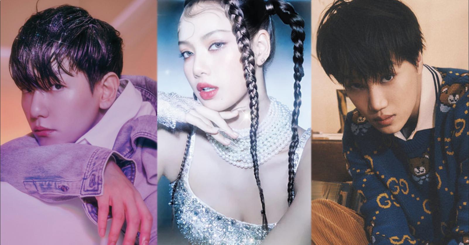Top 10 Most-Loved Dance Practice Videos by Solo K-Pop Artist
