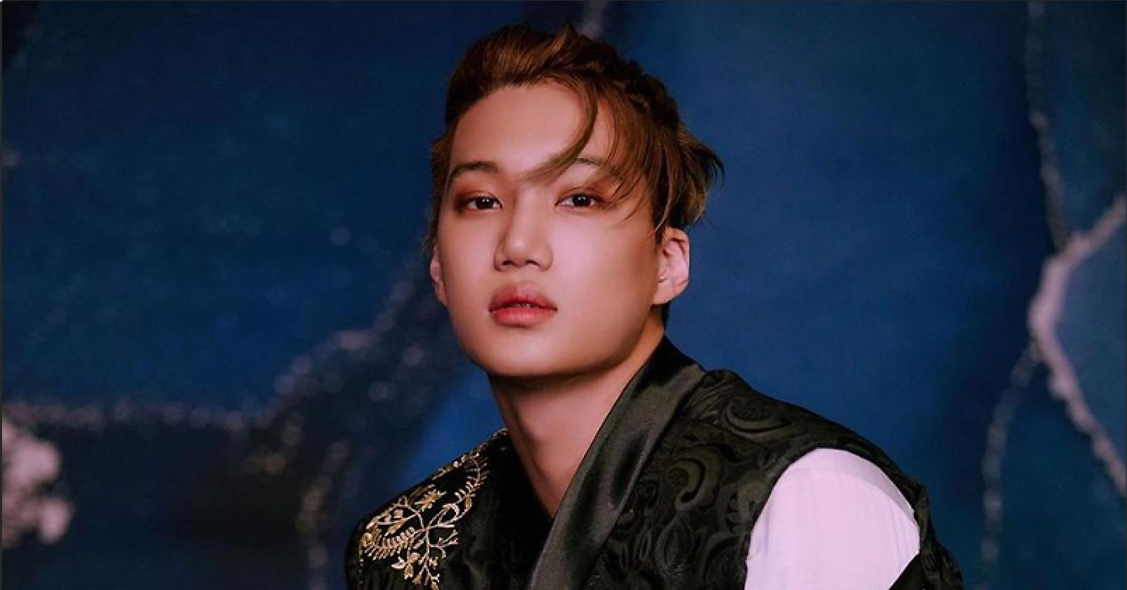 EXO Kai to Make Solo Comeback in November with New Album