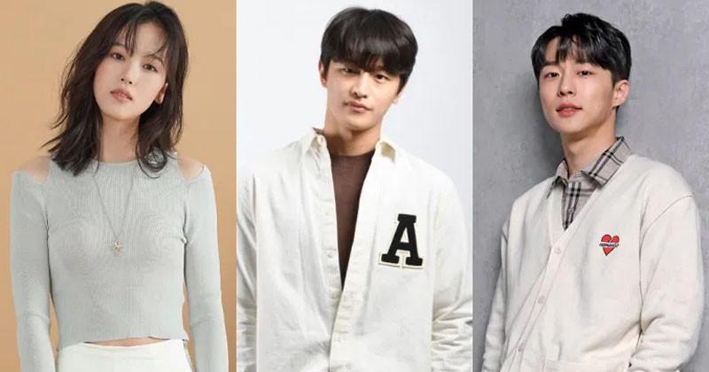Kang Han Na, Kim Do Wan, And Bae In Hyuk Will Participate In Jang Ki Yong And Hyeri New Drama